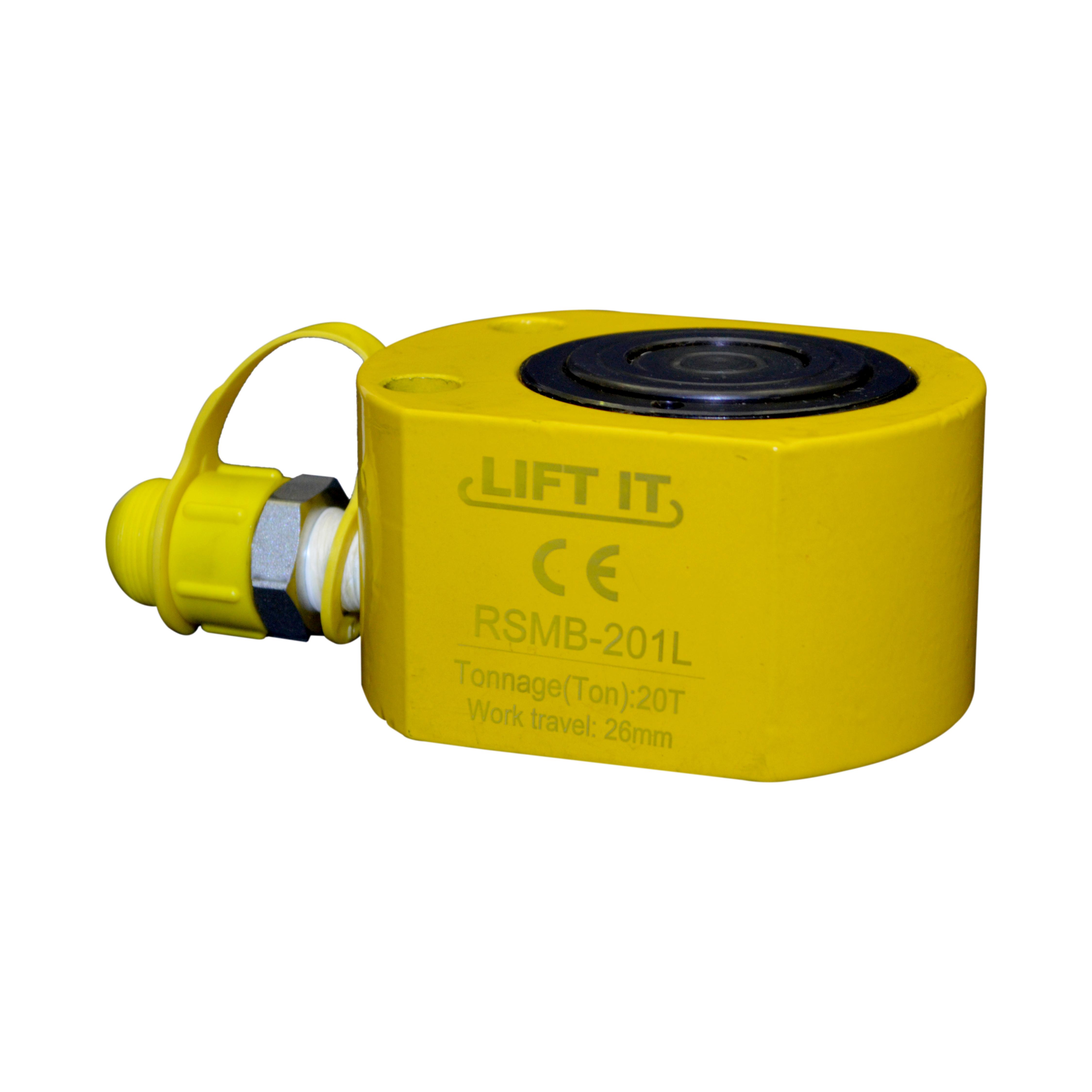 Liftit Brand DFPY Series Multistage Hydraulic Cylinder jack.