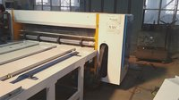 Chain Feeding Corrugated Rotary Die Cutting Machine / Slitting Creasing Corner Cutter