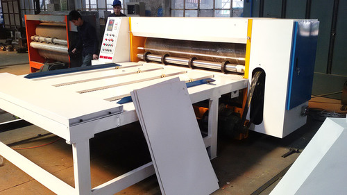 Corrugated Rotary Die Cutting Machine