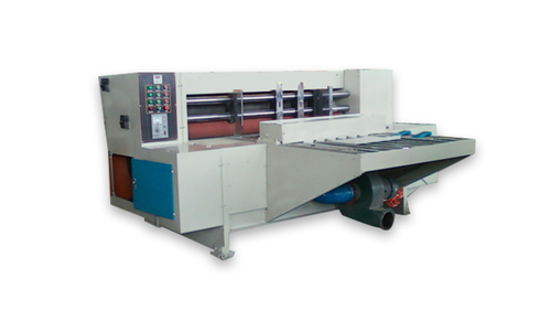 High Speed Rotary Die Cutting Machine For Corrugated 80 - 100 Pcs/Min CE Certificated