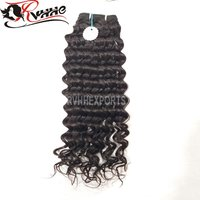 Samples Virgin Hair Bundles Cheap Grade 6A Raw Steam Processed Virgin