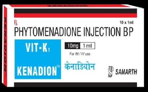 KENADION 10MG INJECTION-phytomenadione