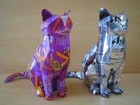 Aluminum Sculptures-10