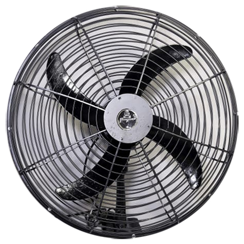 Fan with 100 Percent Copper Windings