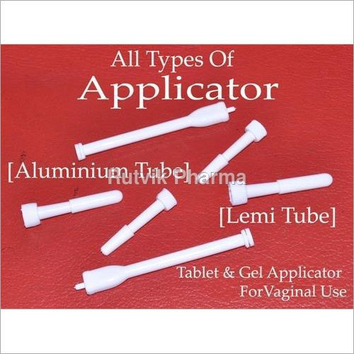 Tablet And Gel Applicator