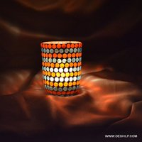 MOSAIC T LIGHT CANDLE