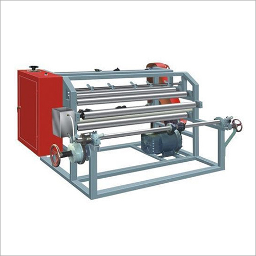 PP Slitting Rewinder Machine