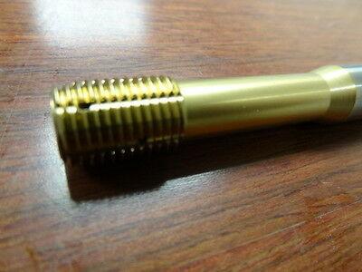 M12*1.25 Hm 6Hx Carbide Coolant Thru Tin Coated From Tap2