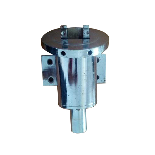 Flange Mounted Safety Chuck