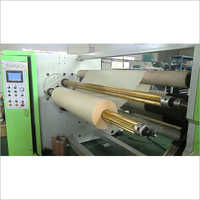 Masking Tape Rewinder Machine