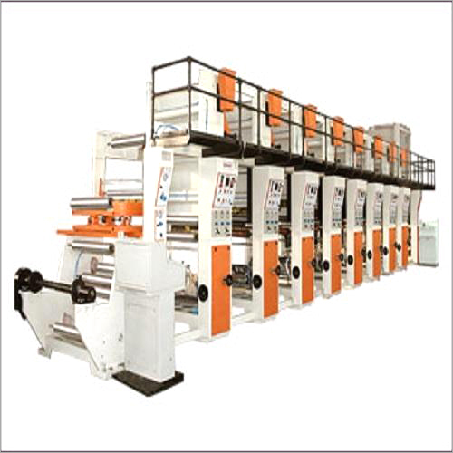 BOPP Film Printing Machine