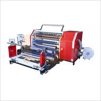 Surface Type Slitting Rewinder Machine