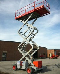 Scissor Lift in Gujarat