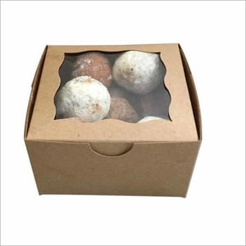 Motichoor Laddu Packaging Box