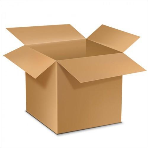 Brown Corrugated Carton Box