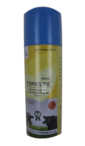 TOPICURE SPRAY 250ML-general