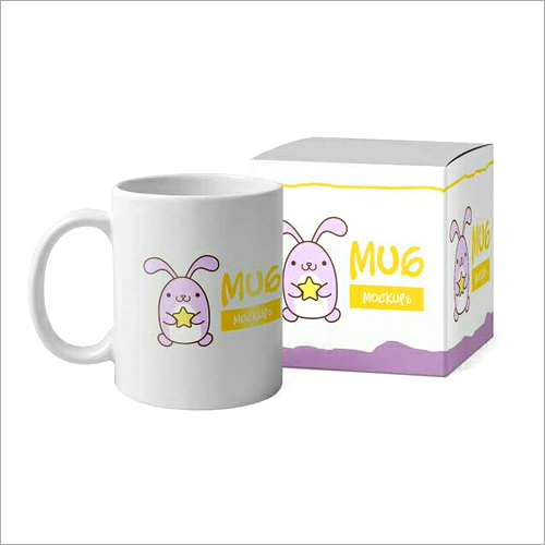 Printed Mug Packaging Box
