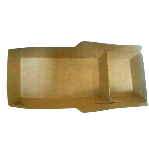 Kraft Paper Food Tray