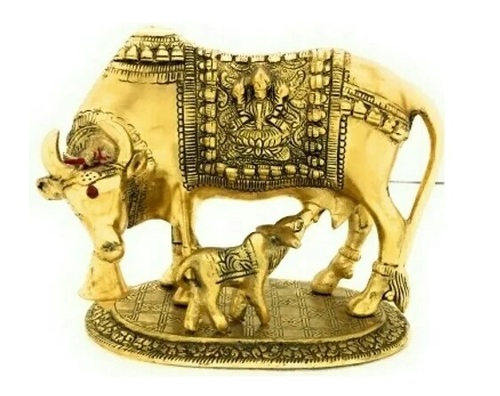 Durable Cow Kamdhenu Sculptures