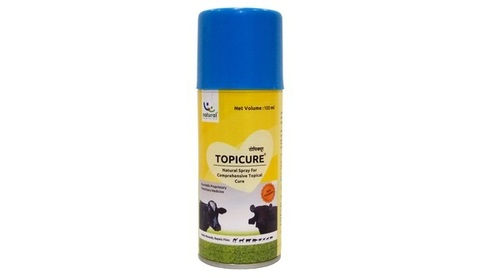 TOPICURE SPRAY 100ML