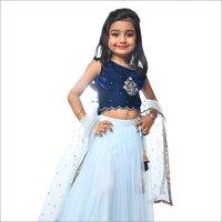 Designer  Kids Ghagra Choli