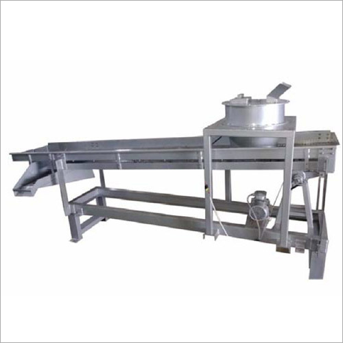 Scooping Machine