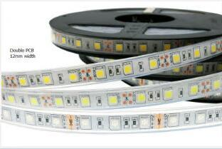 LED Strip Light waterproof IP68 RGB 5050 12v for underwater swimming pool lights