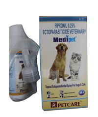 MEDIPET( FIPRONIL) SPRAY 100ML-FIPRONIL0.25%W/V