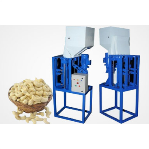 Cashew Cutting And Shelling Machine
