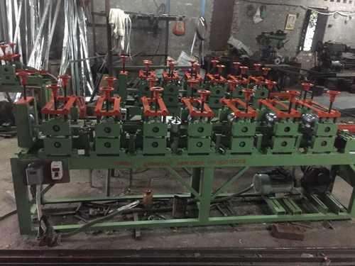 Gypsum Channel Machine