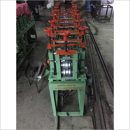 Door Frame Channel Machine
