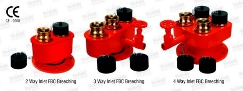 Inlet FBC Breeching