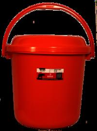 Plastic Handles Bucket