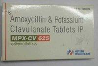 AMOXYCILLIN POTASSIUM CLAVULAMATE