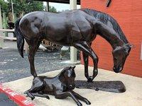 Horse & Colt Set