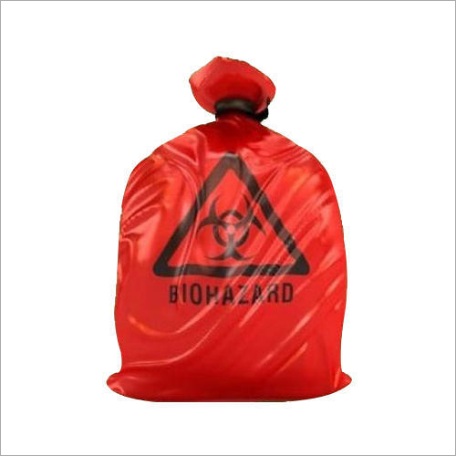 Plastic Biomedical Waste Bag