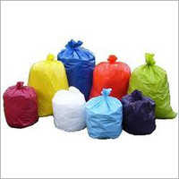 Plastic Colored Trash Garbage Bags