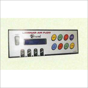 Vertical Laminar Air Flow Bench Digital Lcd Graphic Display