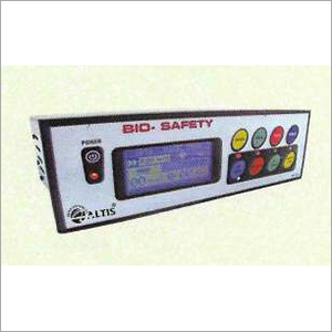 LCD CONTROLLER  DISPLAY FOR BIOSAFETY