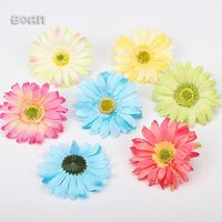 Mini DIY Artificial Silk Flowers Daisy Head