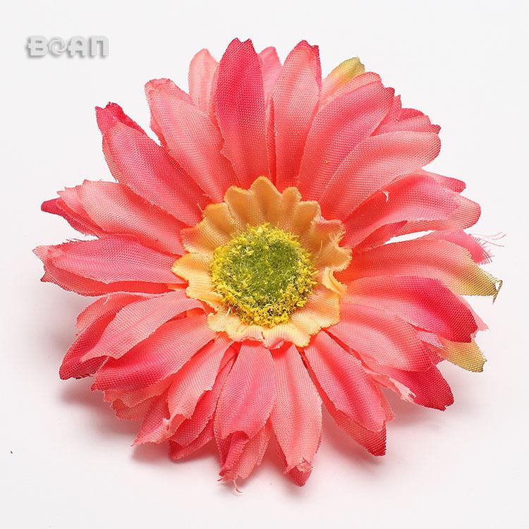 Mini DIY Artificial Silk Flowers Daisy Head