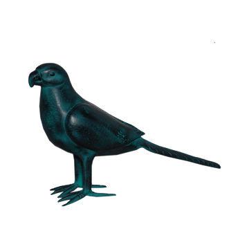 Aluminum Parrot Statue
