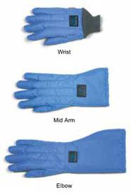 Cryo Gloves - Mid Arm M