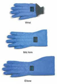 Cryo Gloves - Mid Arm M