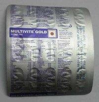 multivitamin mineral capsules