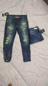 Mens Designer Casual Jeans