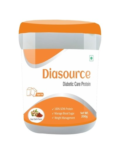 Sugar Free Protein (Diabetic Protein)  Powder Certifications: Fssai Gmp Iso22000