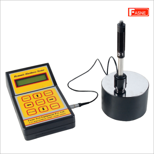 Portable Dynamic Hardness Testing Machine