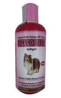 Seledruff Anti-Dandruff Shampoo For Dog 200ml