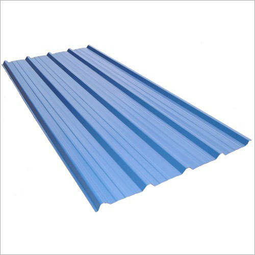 Hi-Rib Color Coated Roofing Sheet